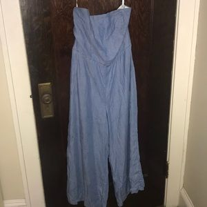Dresses & Skirts - Jean jumpsuit